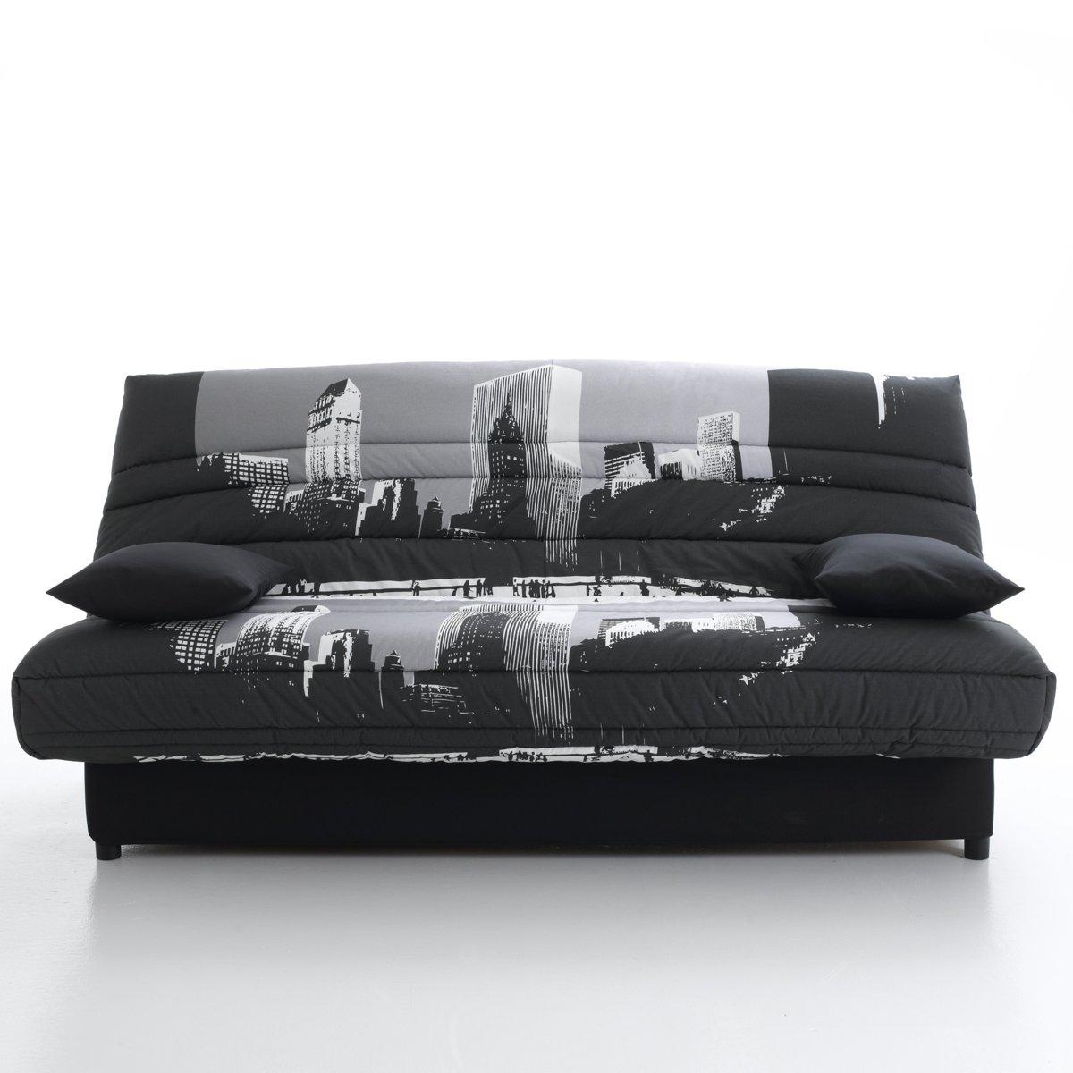 Чехол стеганый для дивана-книжки от La Redoute