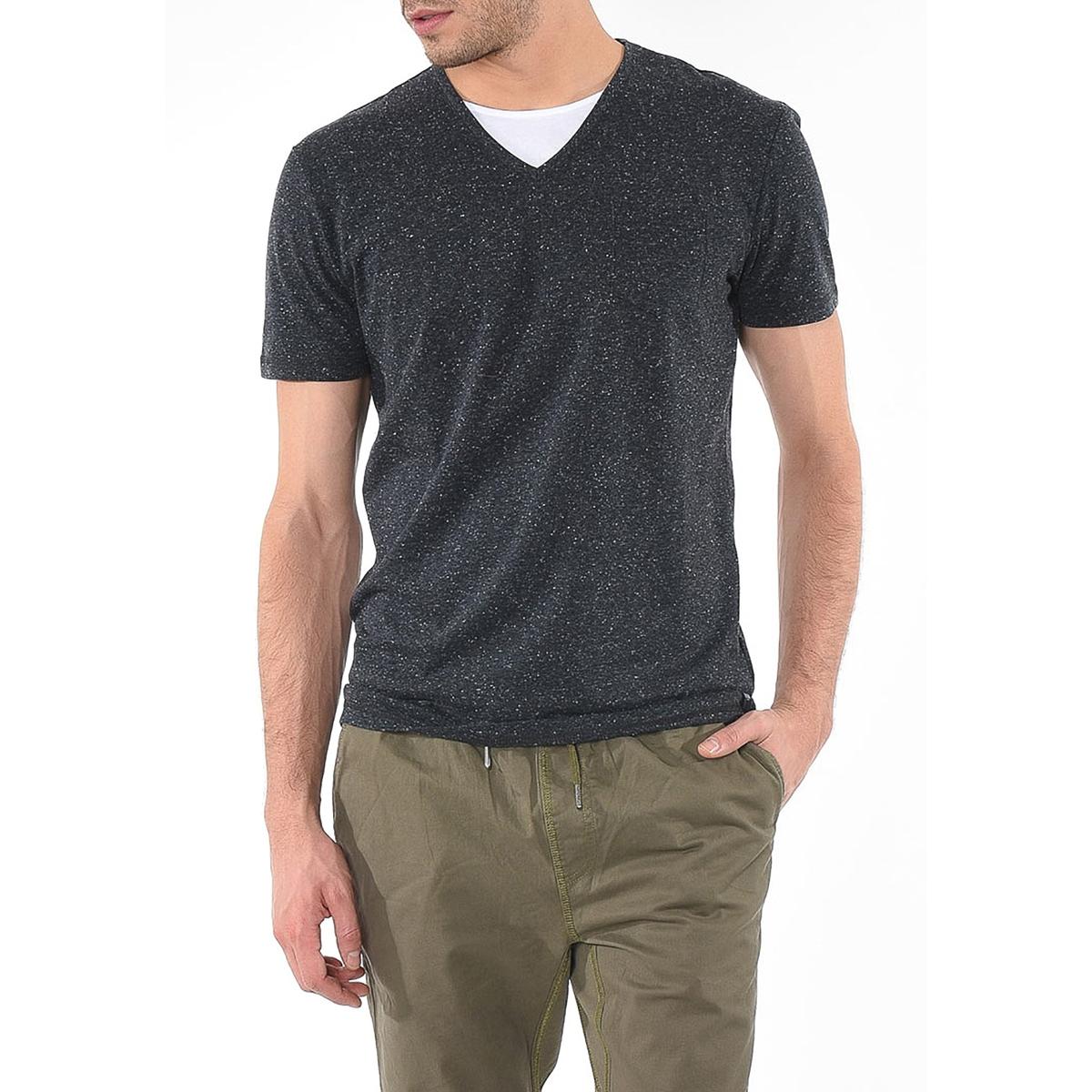 T-shirt com decote em V CIAO