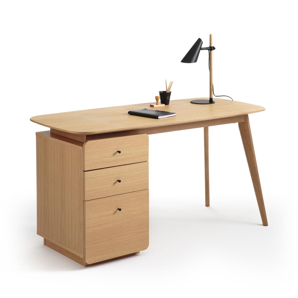 Письменный стол с 3 ящиками BIFACE