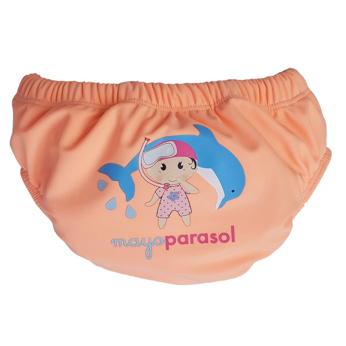Peachy   maillot de bain bébé couches piscine fille