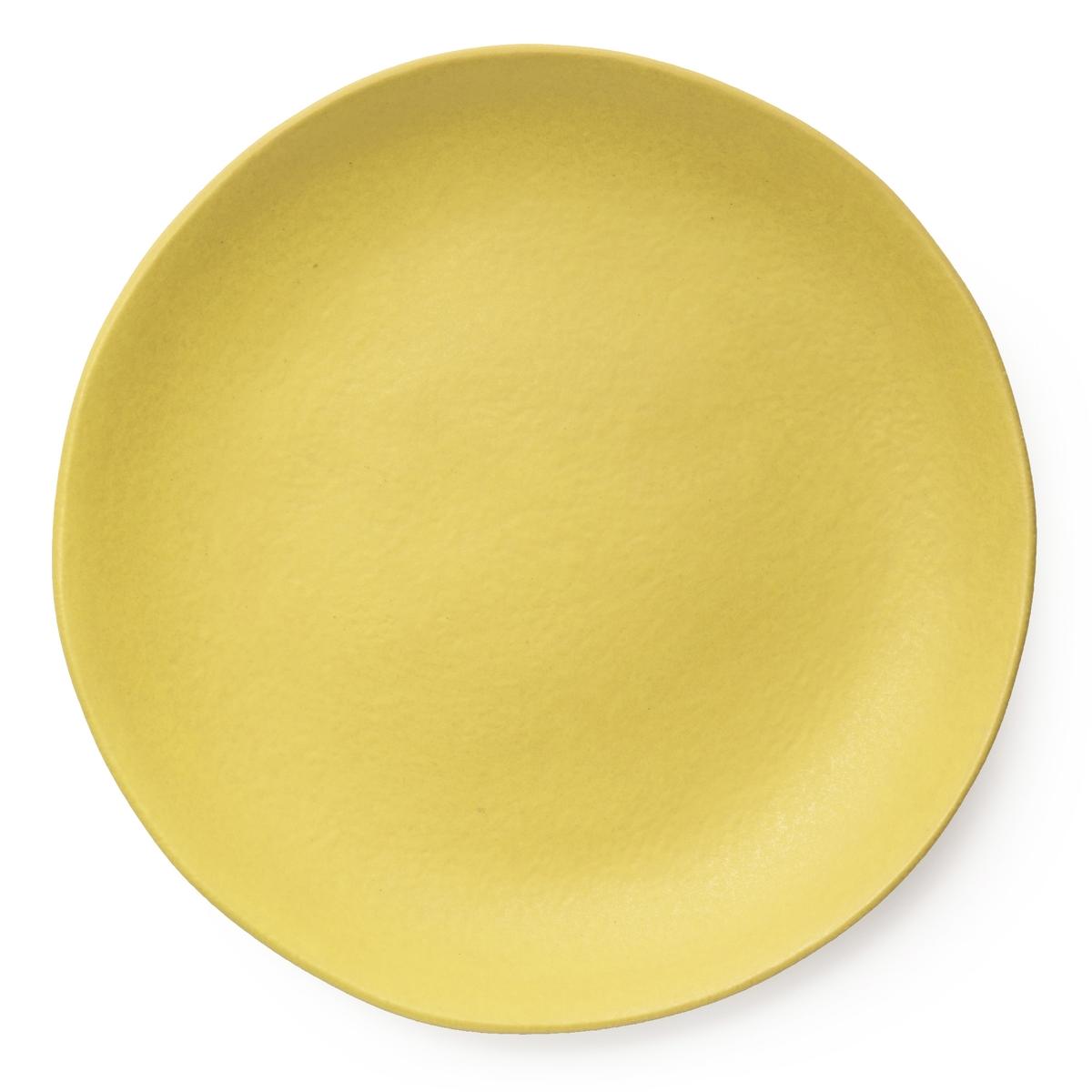 AOKI Glazed Stoneware Plate