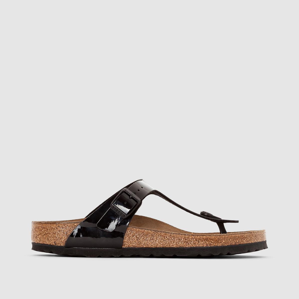 Туфли без задника синтетические GIZEH