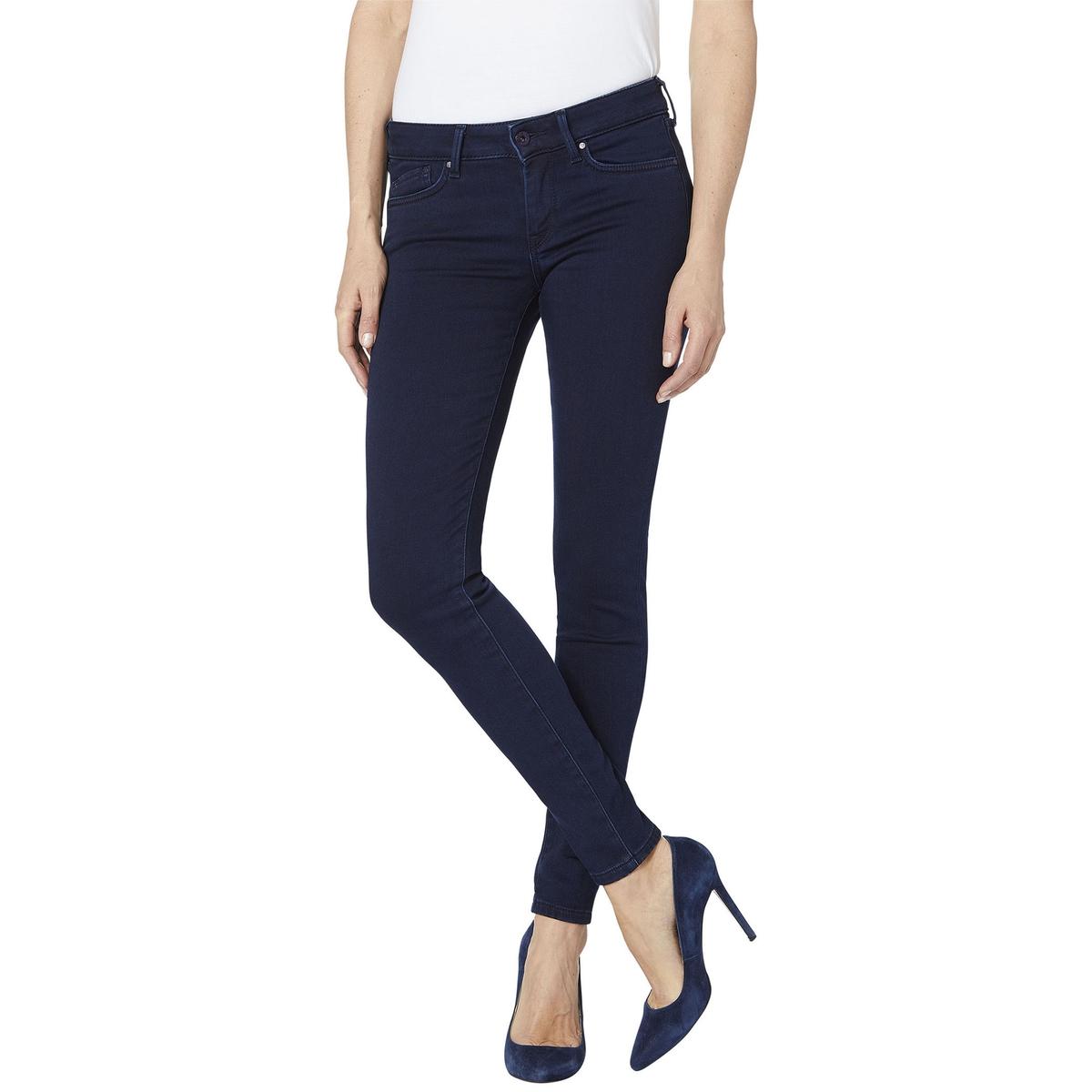 Imagen principal de producto de Vaqueros skinny talle estándar PIXIE - Pepe Jeans