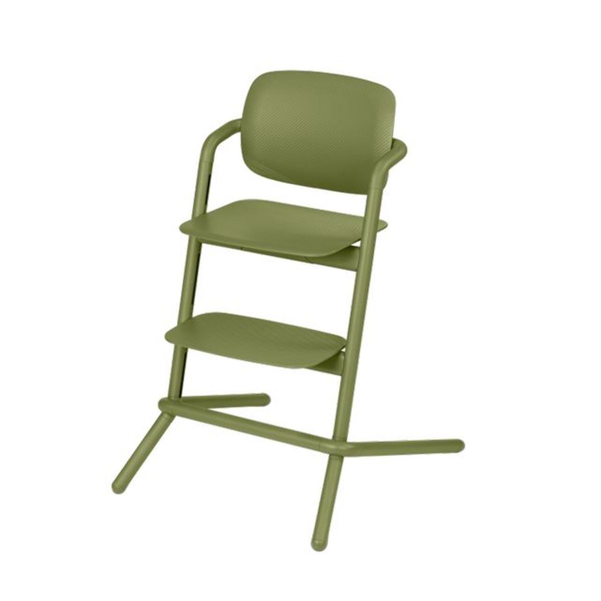 Chaise haute Lemo outback green