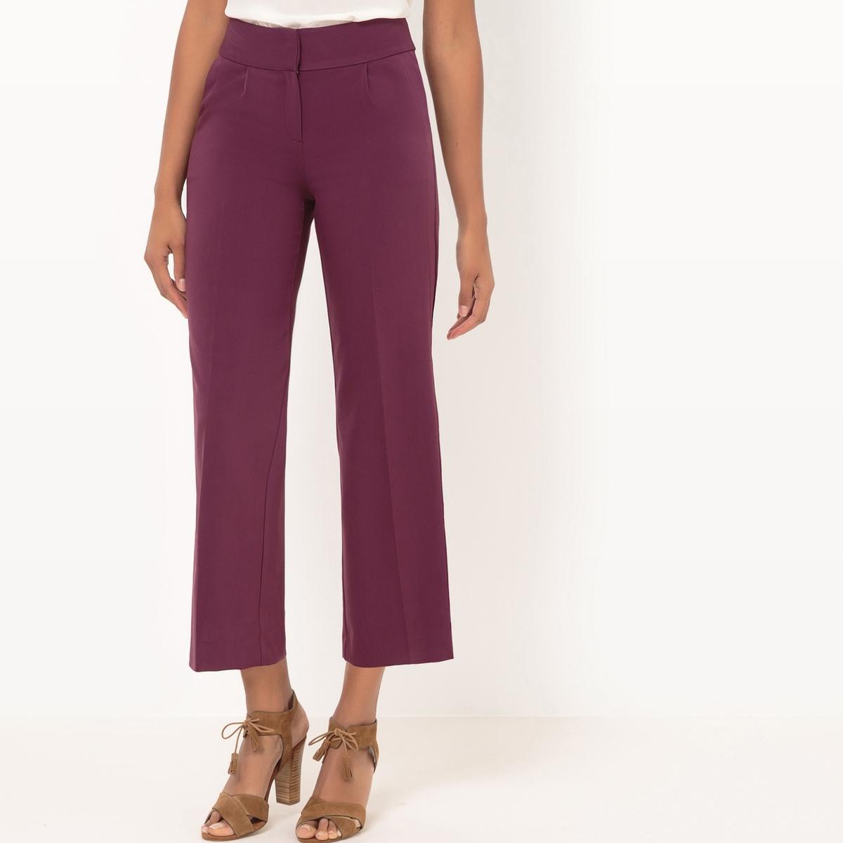 Pantaloni 3/4, taglio largo
