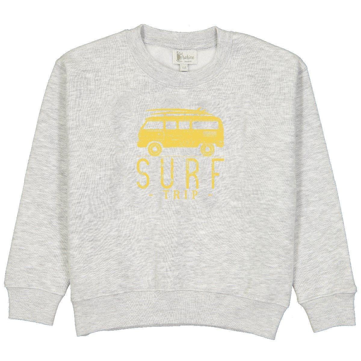Sweat en coton Van surf trip