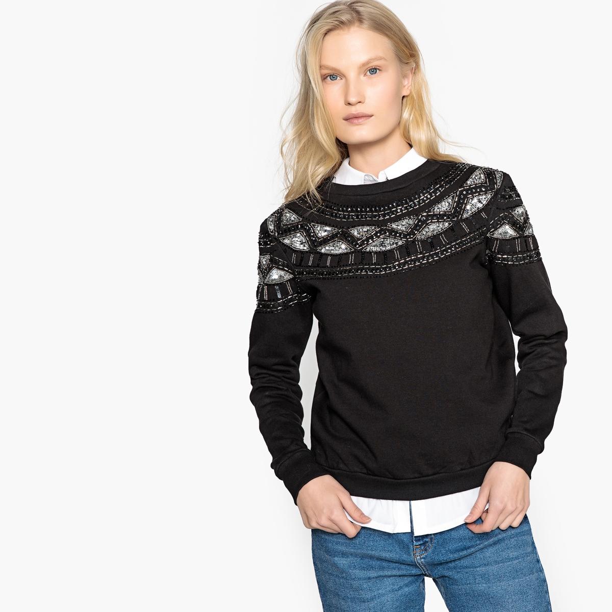 Sweat em tricot