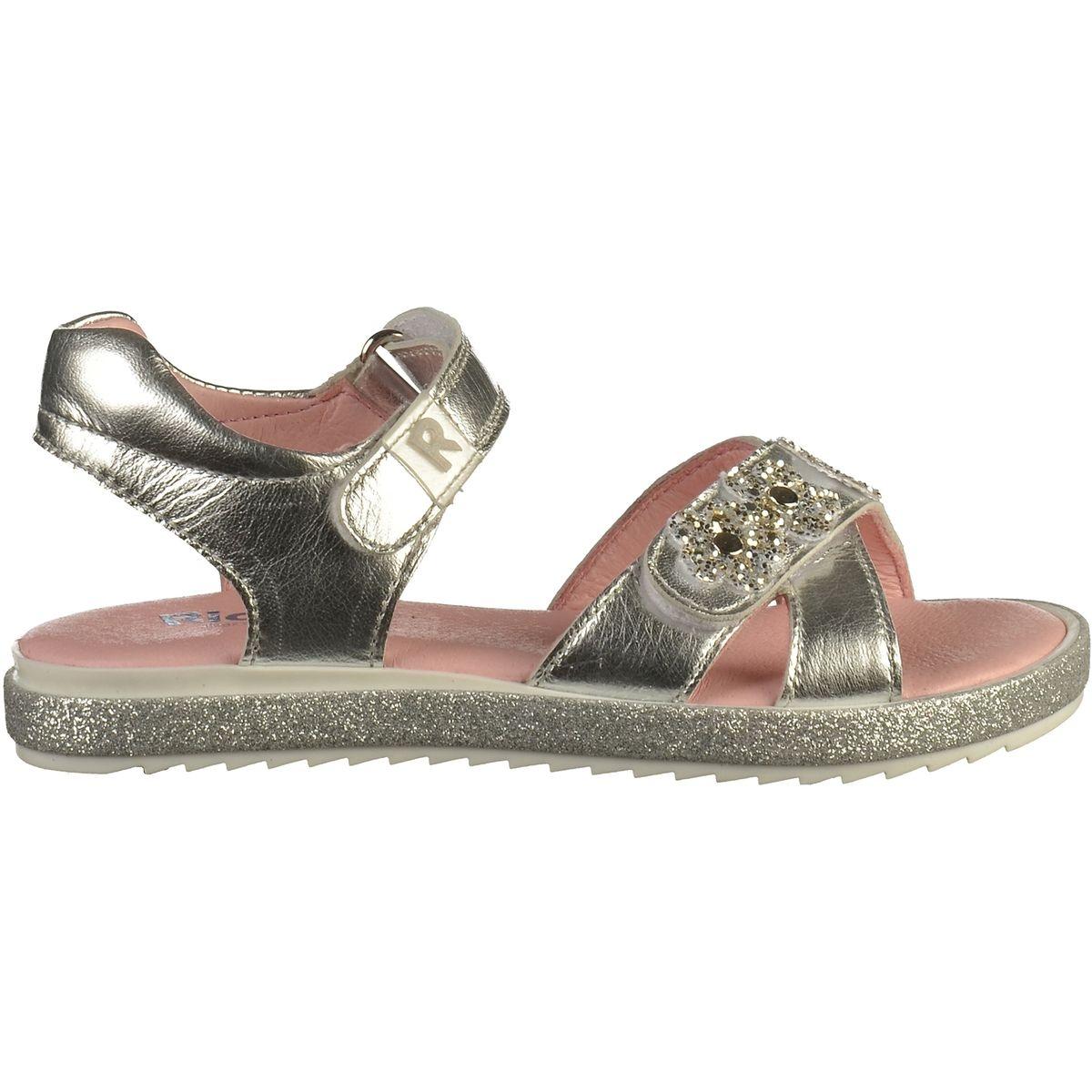 Sandales Cuir/Textile