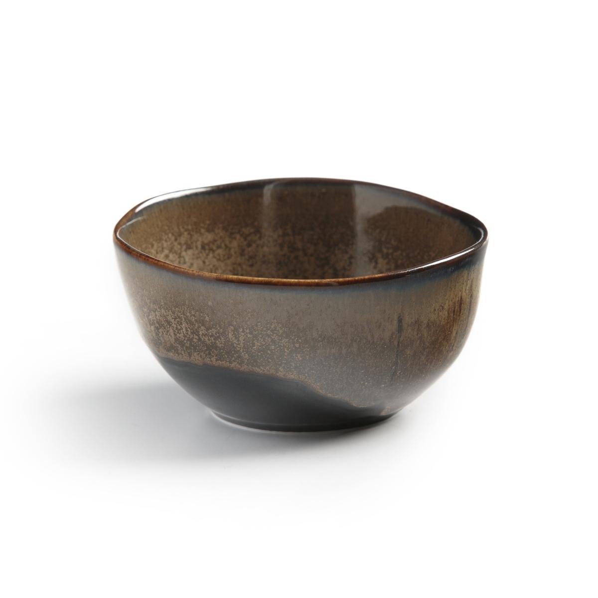 Миски La Redoute Из эмалированной керамики Attale единый размер каштановый плоские la redoute тарелки из эмалированной керамики attale единый размер каштановый