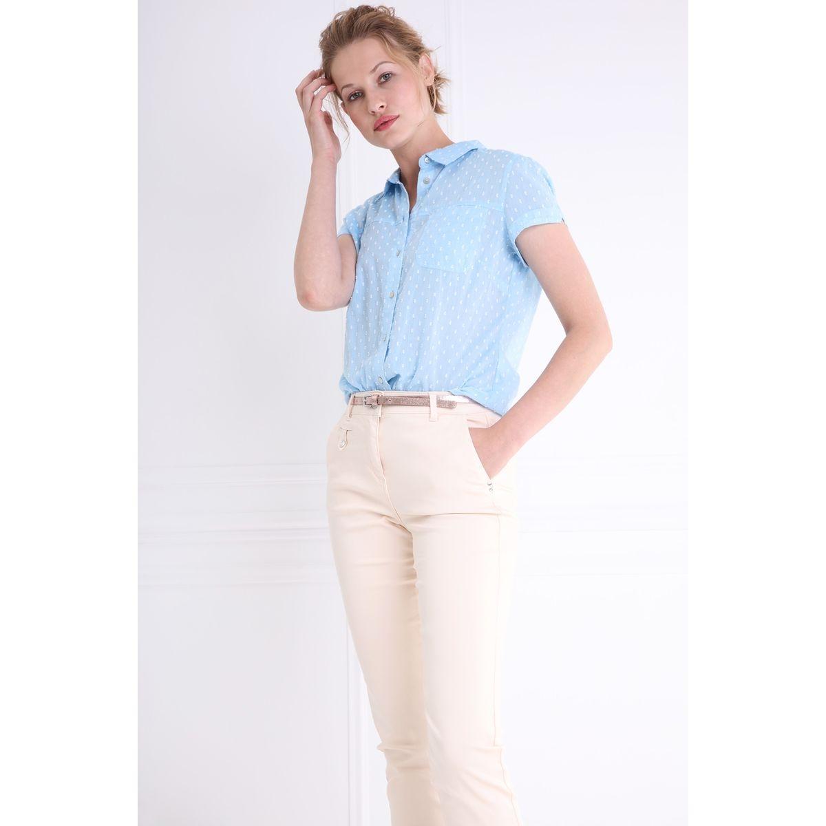 Pantalon taille standard 7/8e ceinture