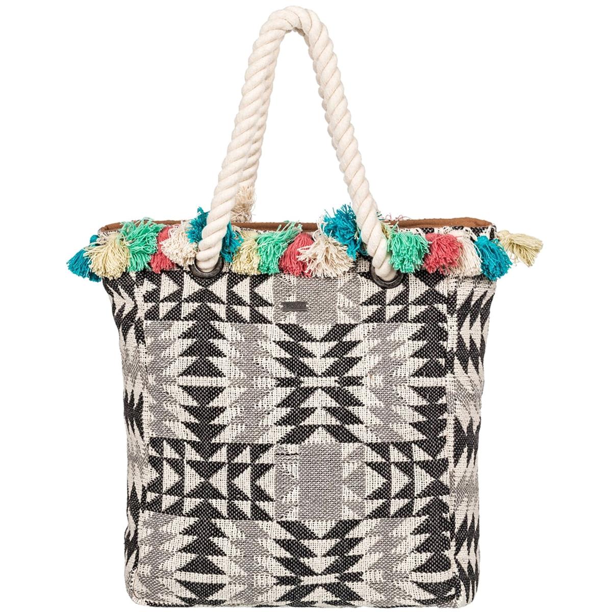 Сумка Dreamscape J Prhb NLF0Хорошо известная своим именем Roxy сумка позволяет мечтать !Состав и описание : •  Материал : хлопок снаружи                       подкладка из текстиля  •  Марка : ROXY. •  Модель :  Dreamscape J Prhb NLF0 •  Размер : 36 x 30 x 11 cм •  Застежка : молния1 внутренний карманНосить в руке<br><br>Цвет: разноцветный