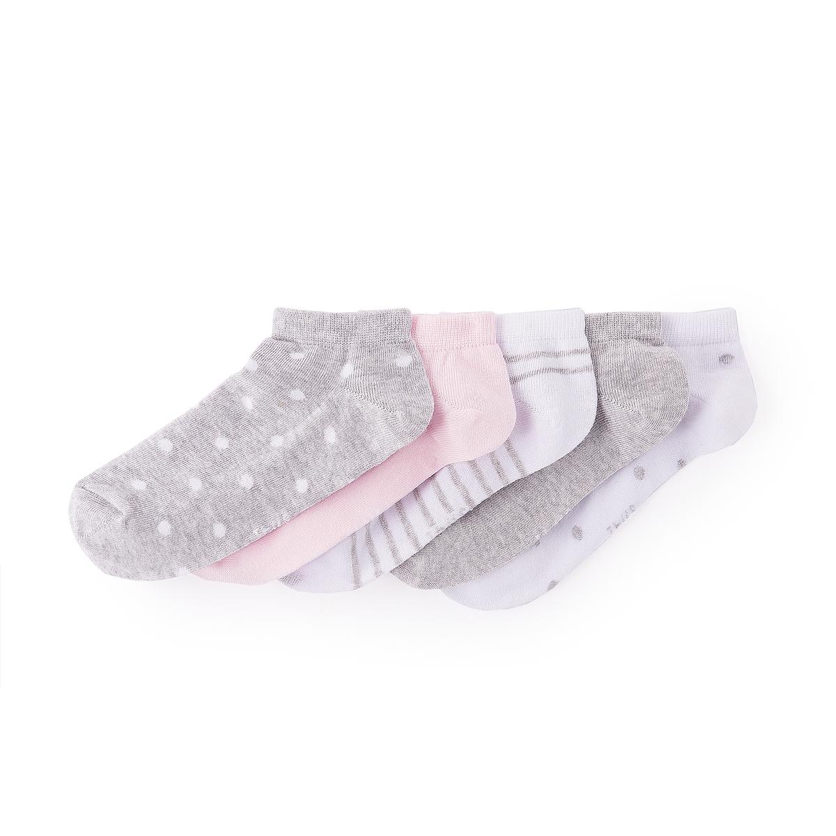 Комплект из 5 пар носков комплект из 5 пар коротких носков из хлопка