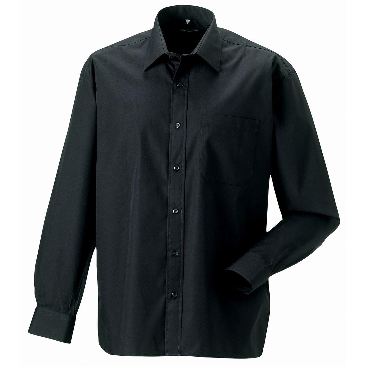 Chemise de travail à manches longues
