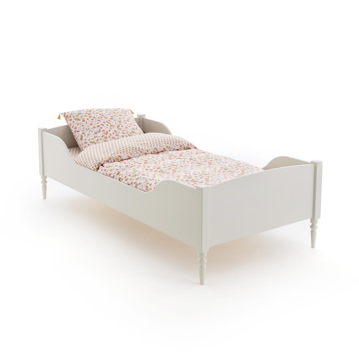 Кровать LaRedoute Детская с сеткой CLA 90 x 190 см бежевый