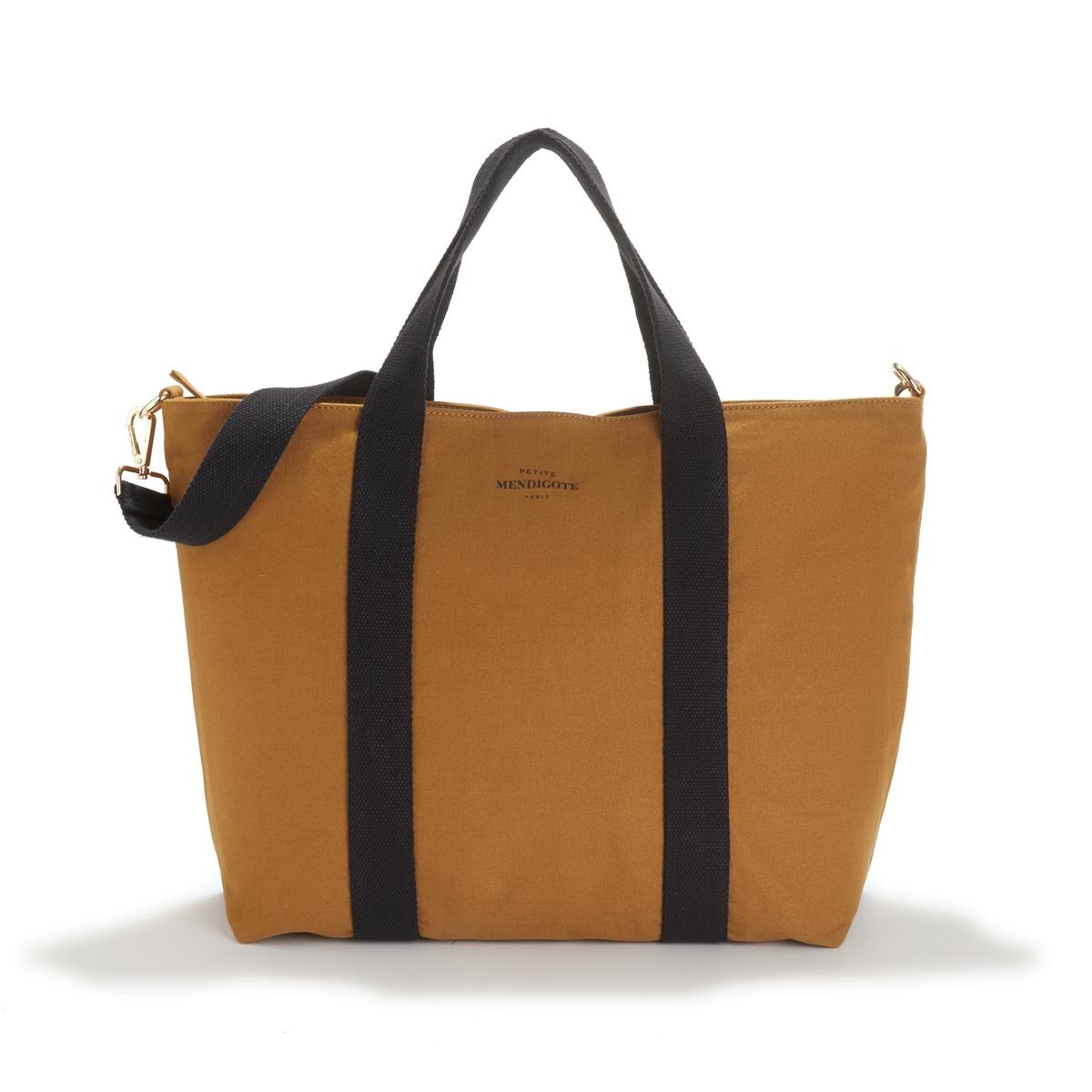 Сумка La Redoute CLEA PLAIN CACAO единый размер желтый сумка la redoute clea plain cacao единый размер желтый