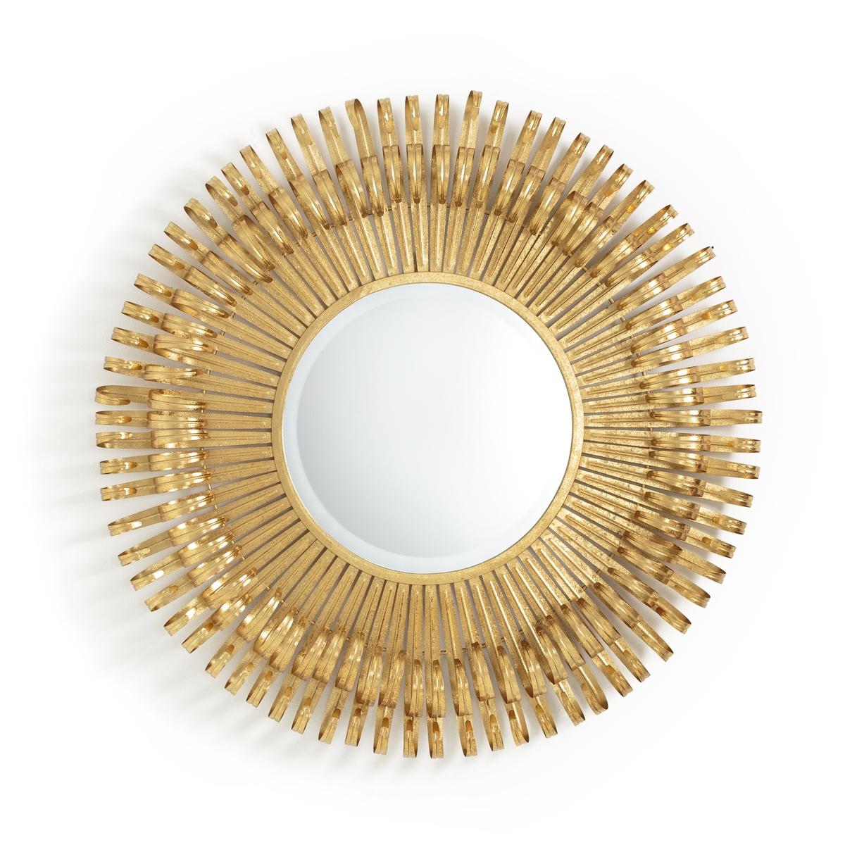 Зеркало в форме солнца Polypous