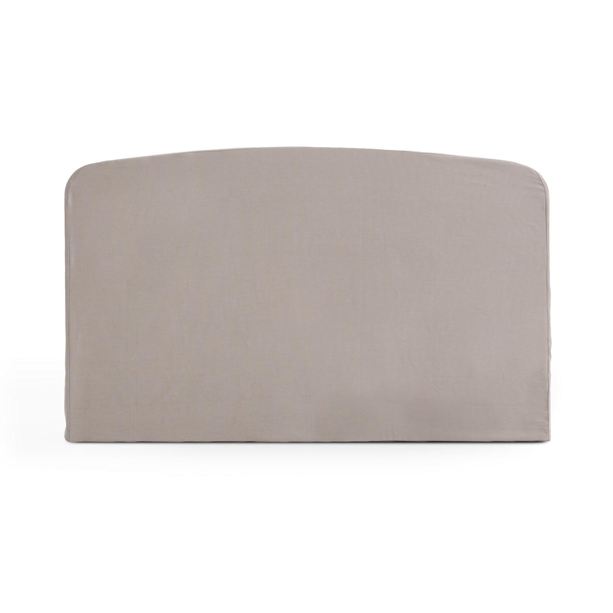 Чехол для изголовья кровати закругленной формы SCENARIO