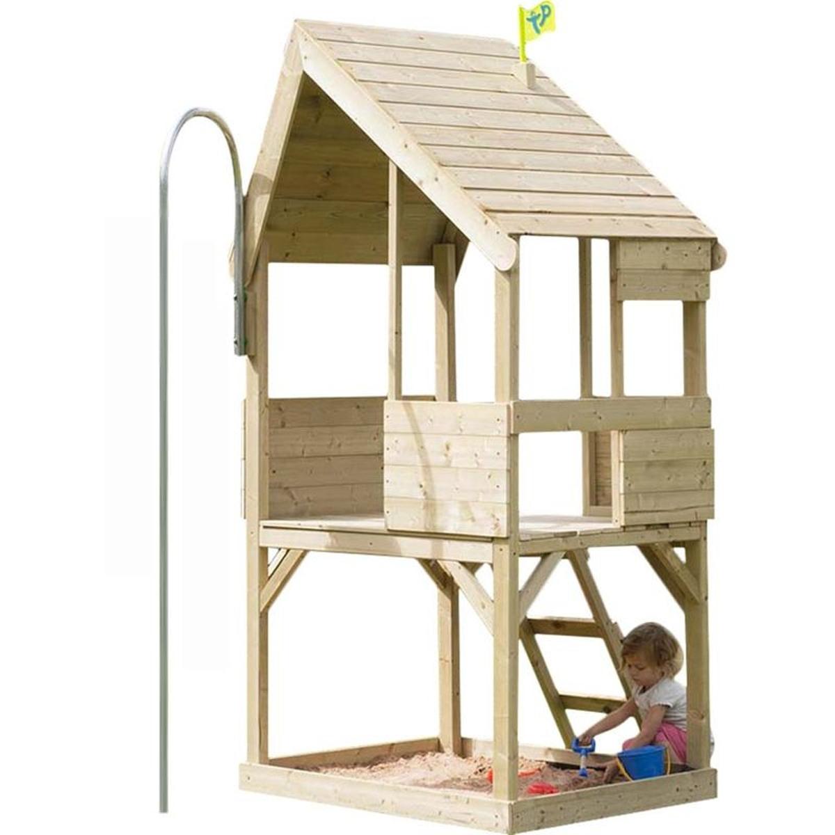 Maisonnette pour enfants en bois sur piloti Forest