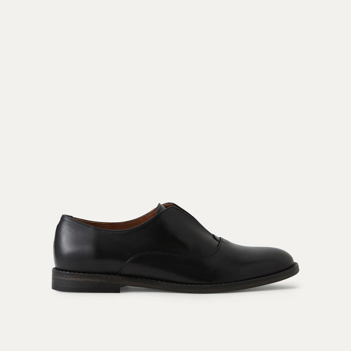Ботинки-дерби кожаные ботинки дерби под кожу питона