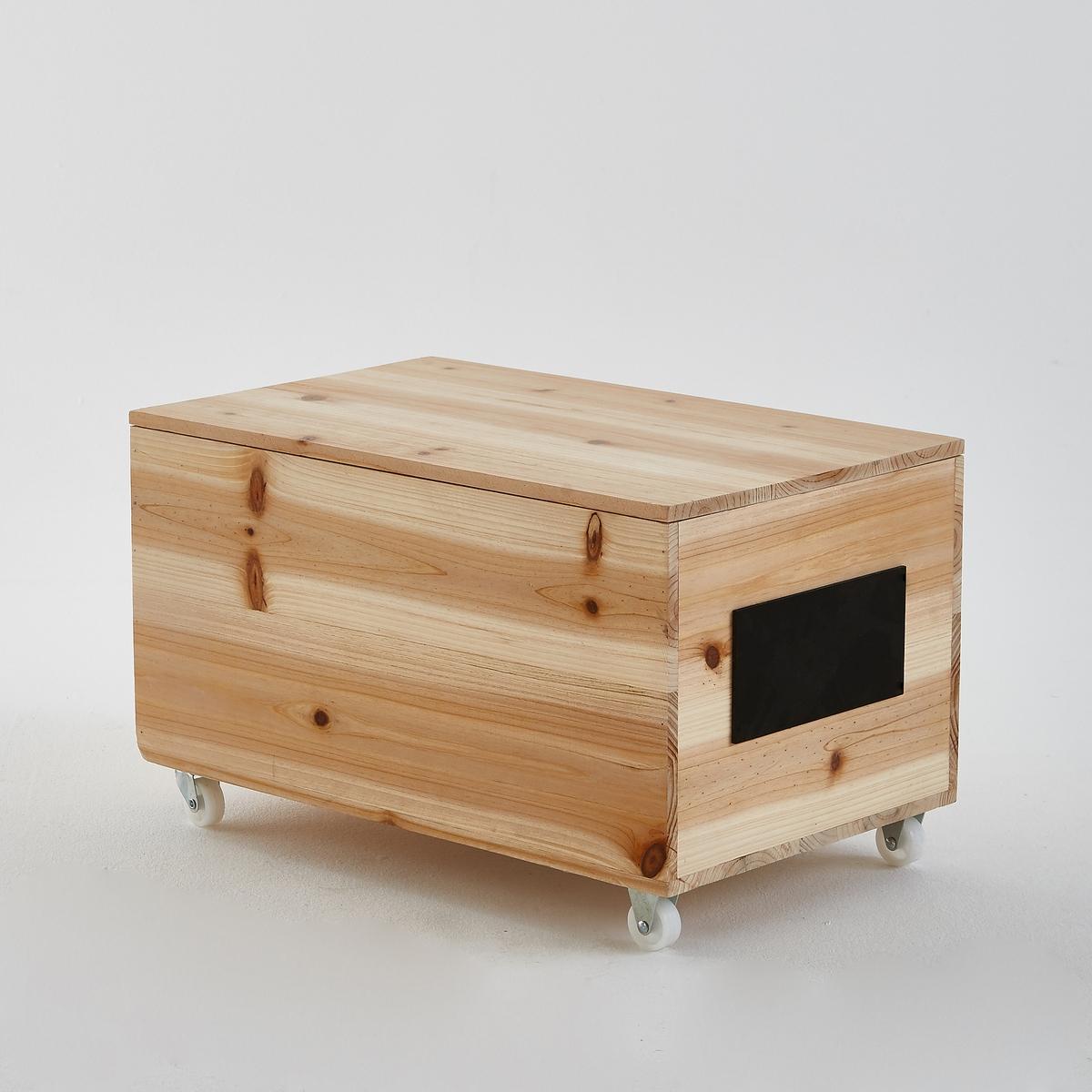 Ящик для вещей на колесах