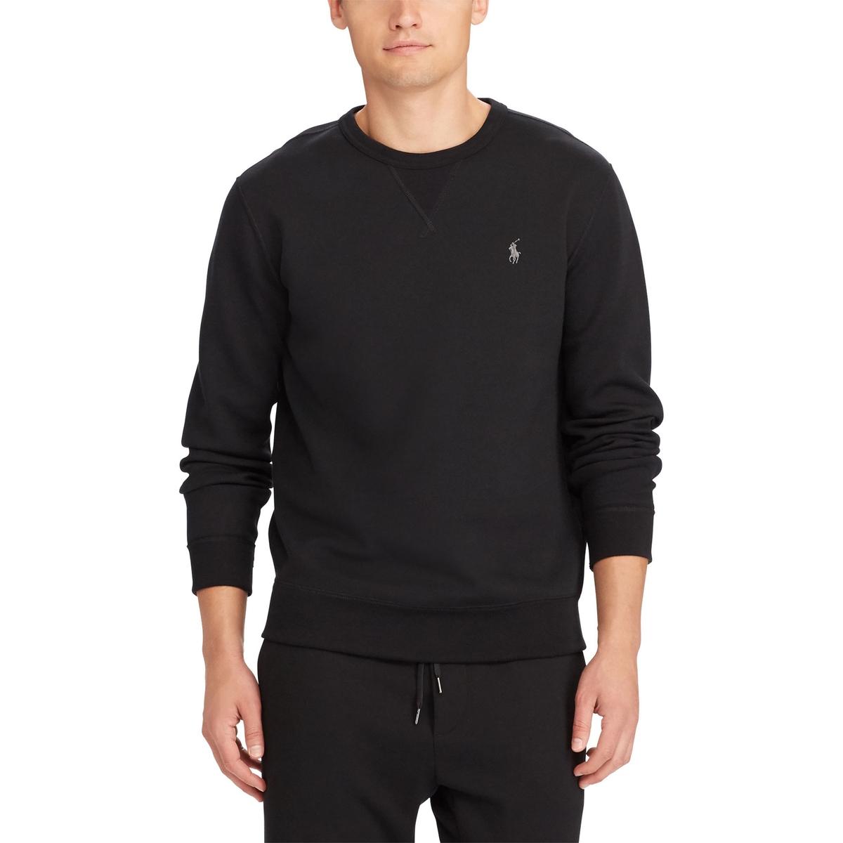 Polo Ralph Lauren Sweater SWEATSHIRT COL ROND EN JOGGING DOUBLE KNIT TECH LOGO PONY PLAYER online kopen