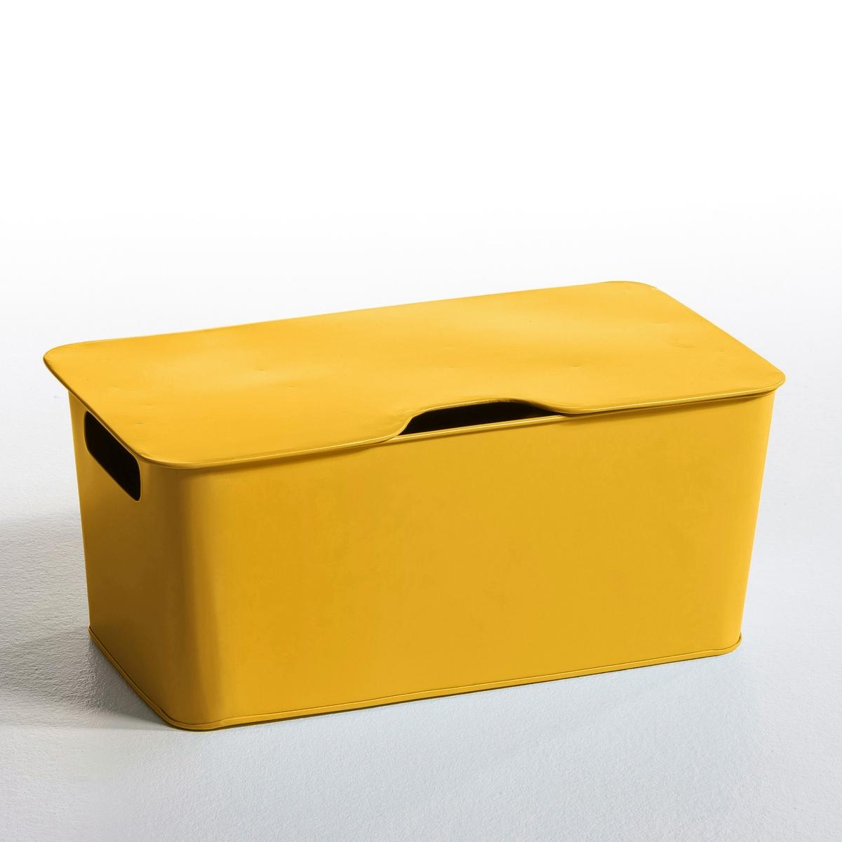 шкаф la redoute lindley единый размер каштановый Ящик La Redoute La Redoute единый размер каштановый