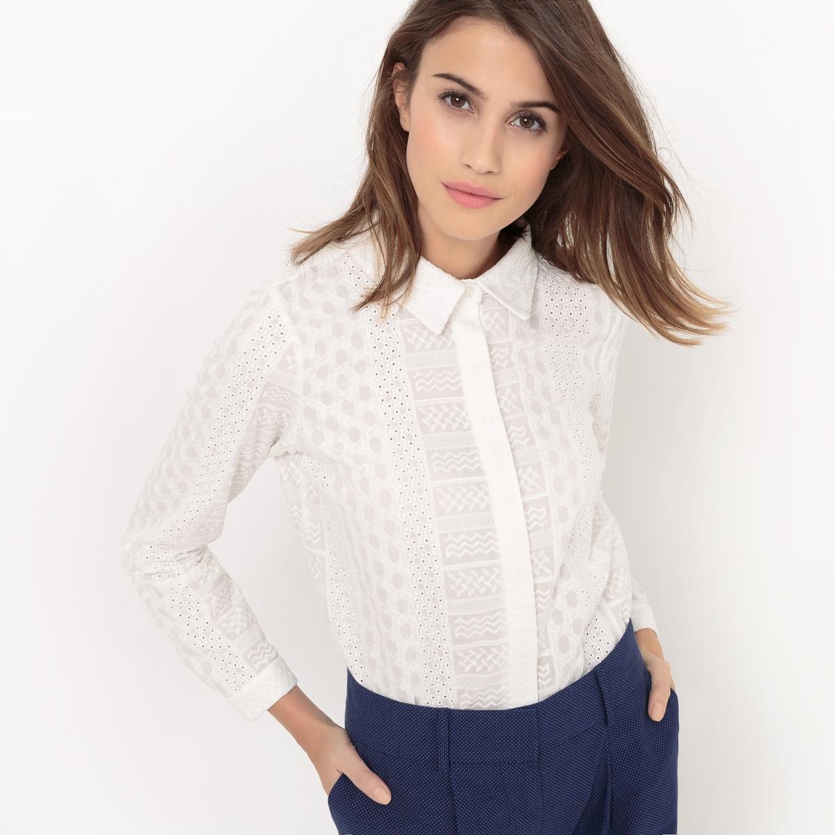 Рубашка из кружева, Made in France