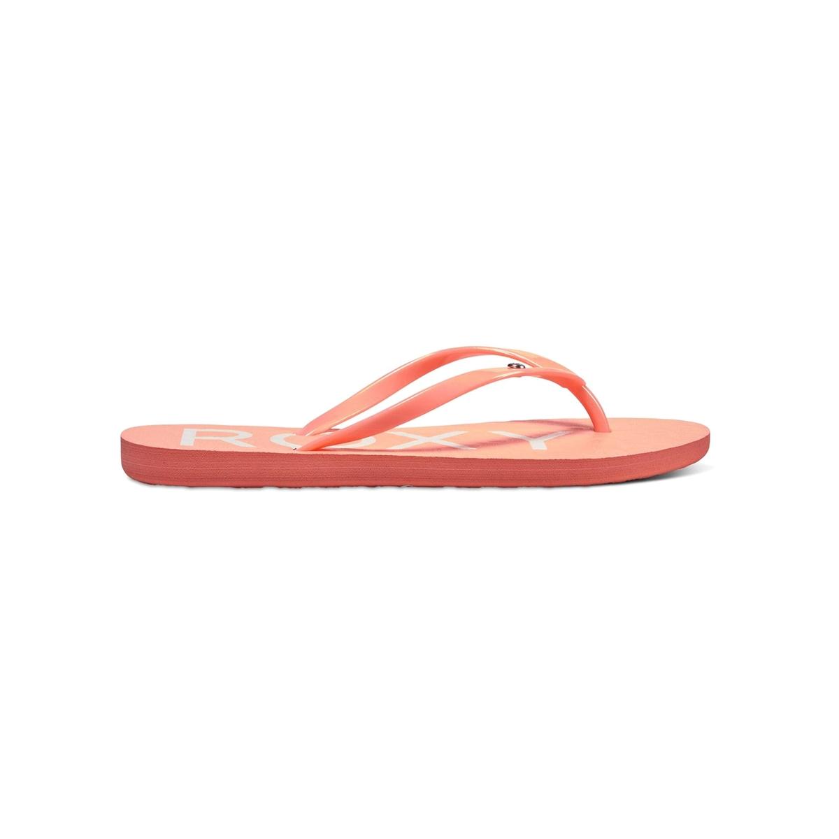 Вьетнамки SandyВерх : синтетика   Подошва : каучук   Форма каблука : плоский каблук   Мысок : открытый мысок   Застежка : без застежки<br><br>Цвет: розовый/ белый