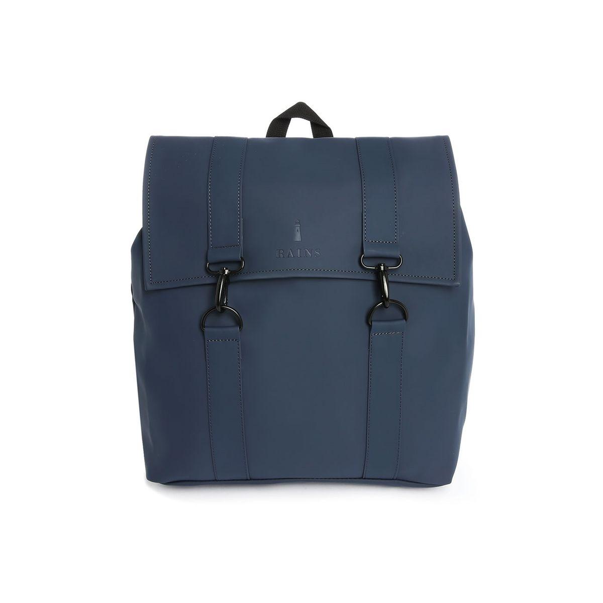 Sac à Dos Déperlant Bleu Msn Bag