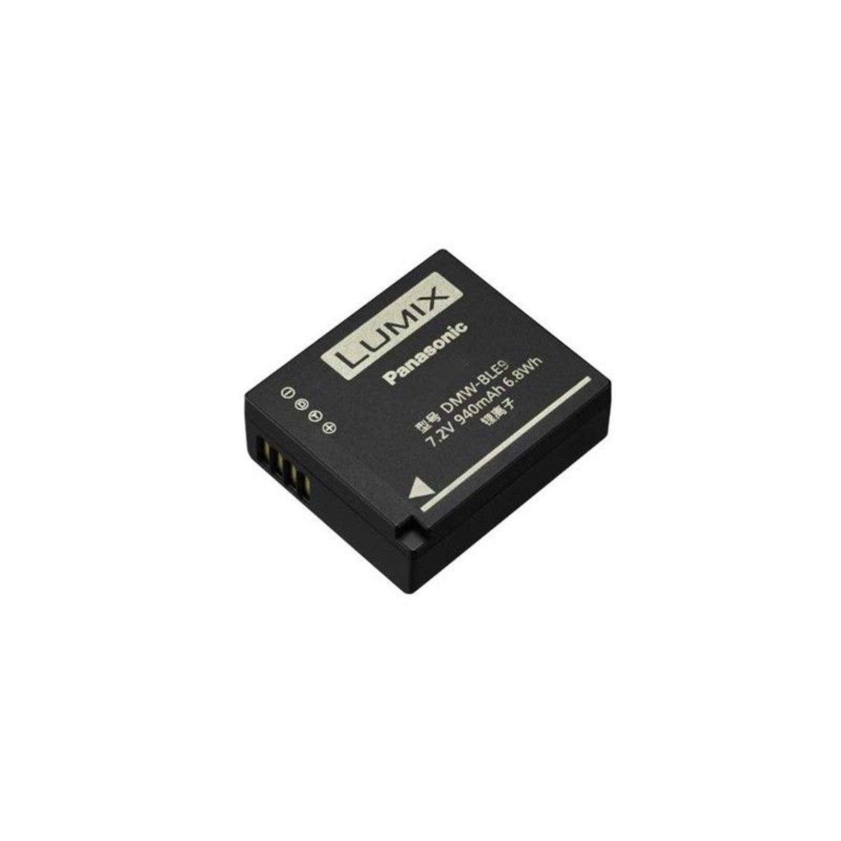 Batterie DMW-BLE9E pour GF3