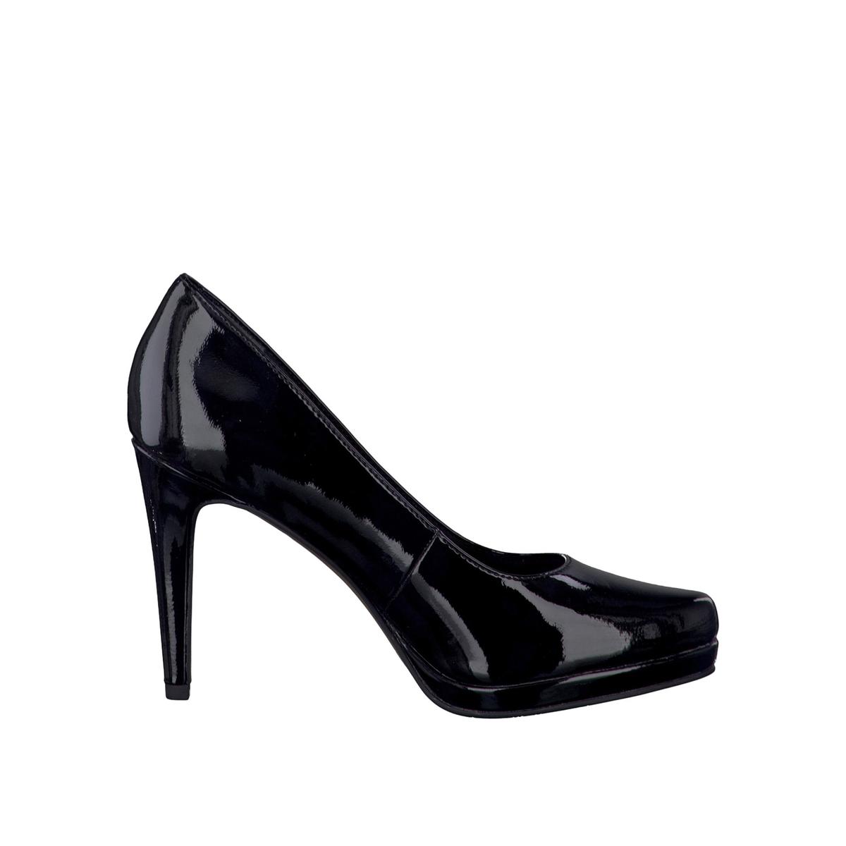 Туфли лакированные на каблуке 22448-28