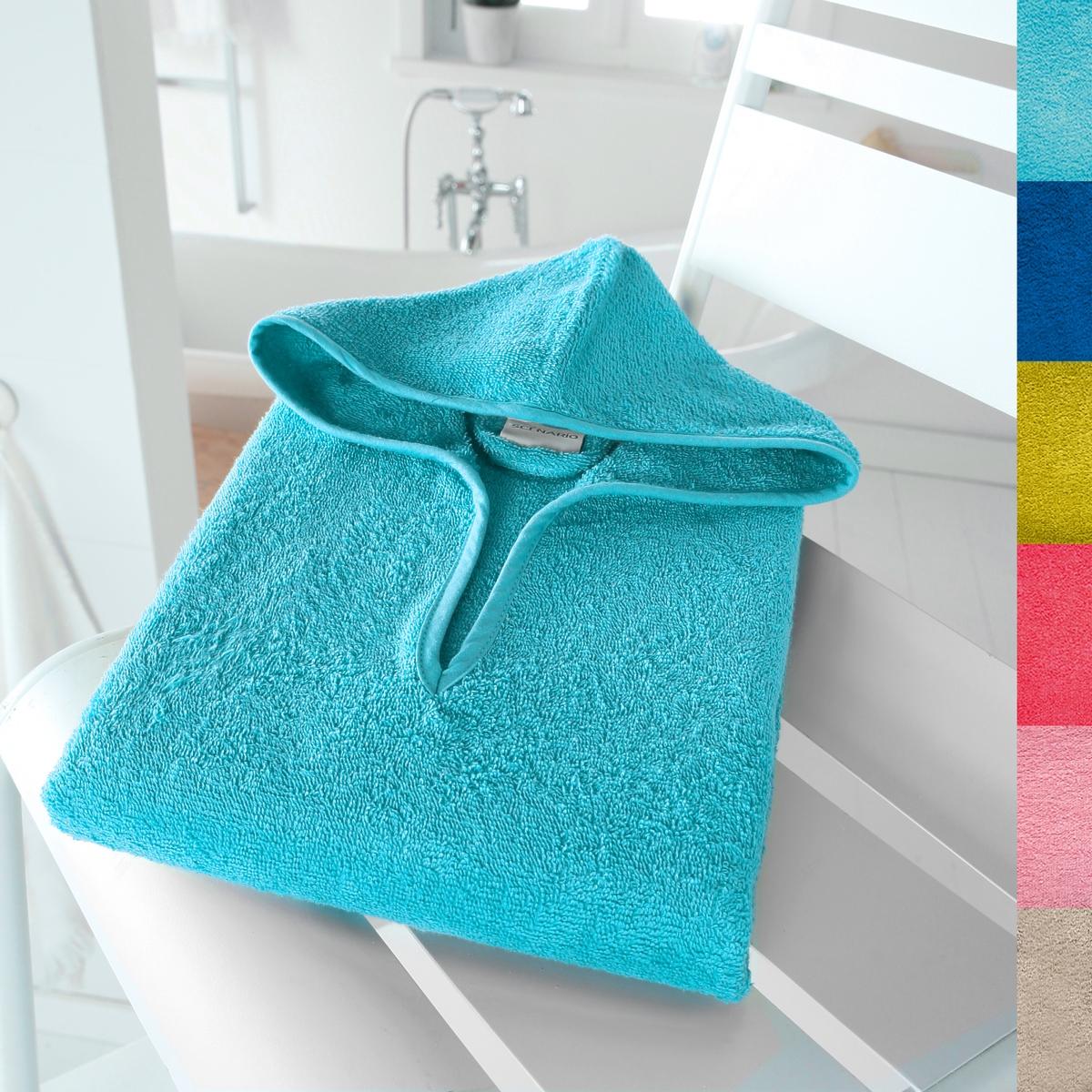 Накидка детская из махровой ткани, 350 г/м²