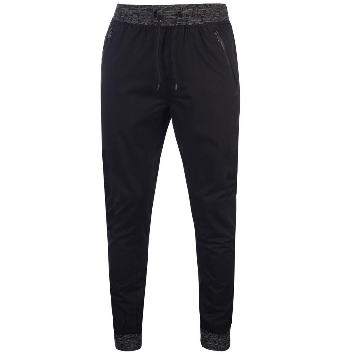 Pantalon chino taille élastique