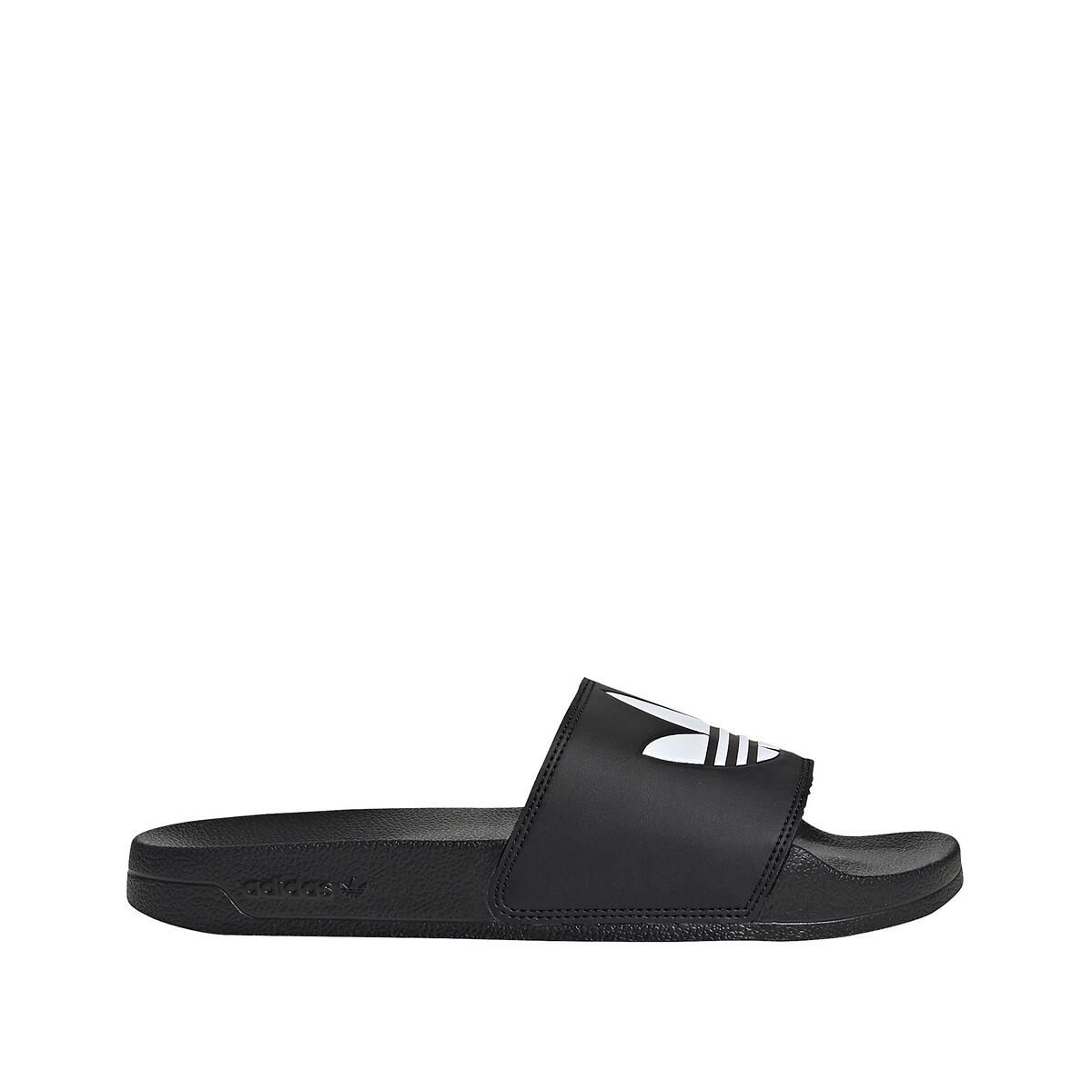 Adidas Originals Adilette Lite badslippers zwart/wit online kopen