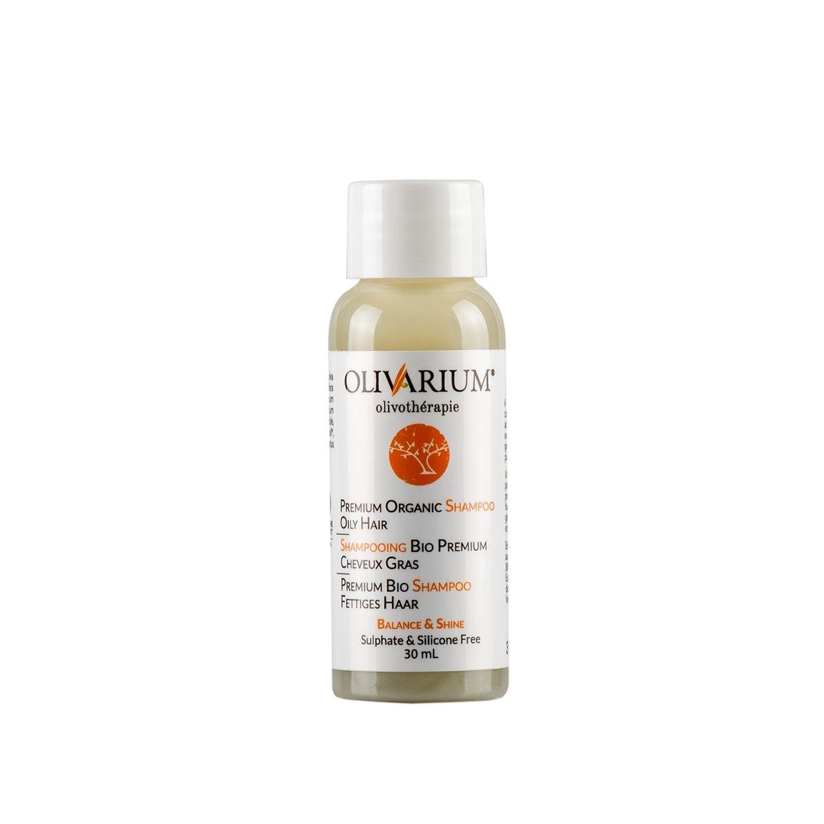 Shampoing cheveux gras  30 ml