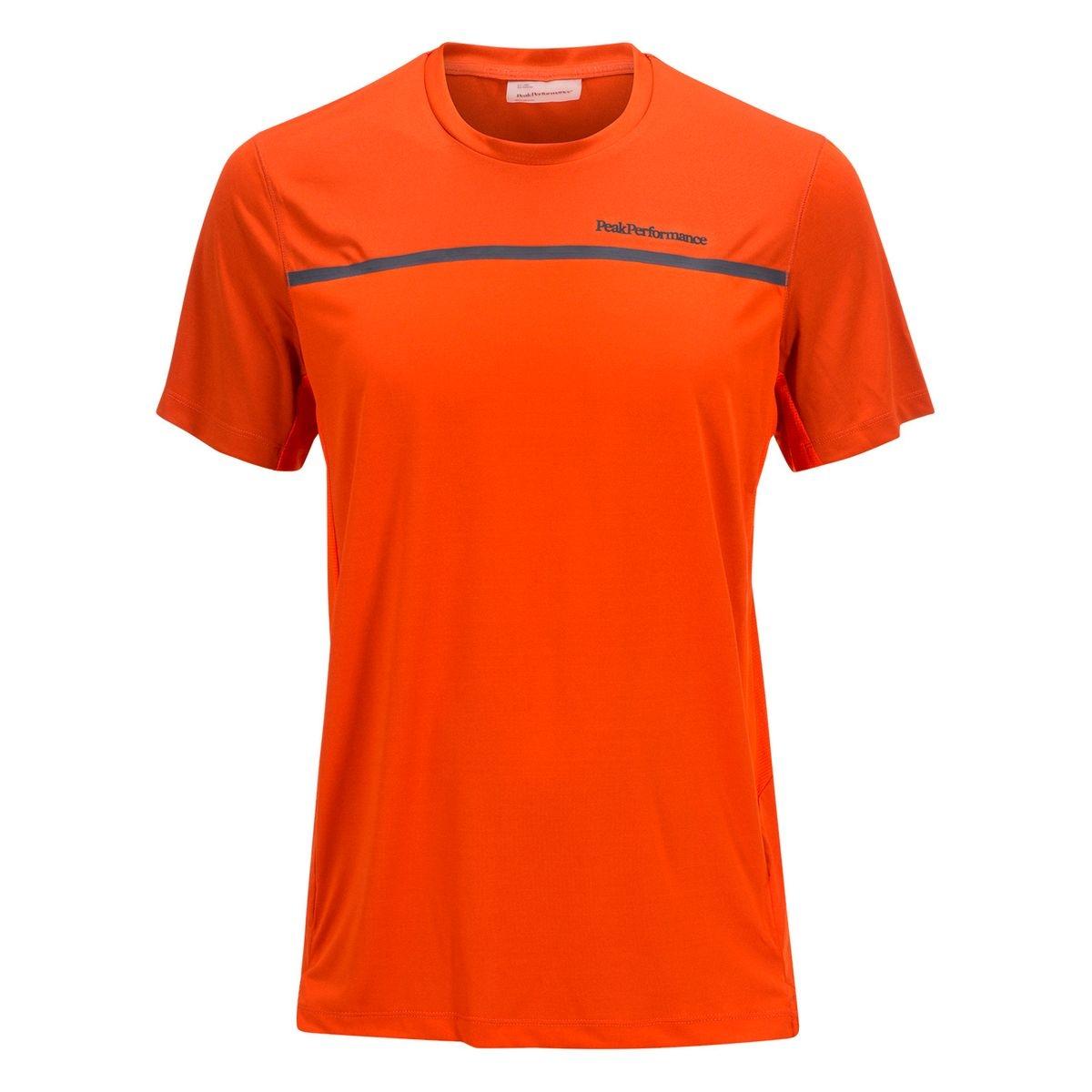 0d7fc393971 PEAK PERFORMANCE. Veste noire en tissu pour femme. 134 €. Livraison  gratuite. Wiggle. Rucker - T-shirt manches courtes Homme - orange