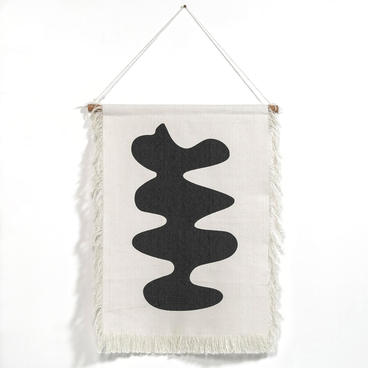 Подвесное настенное панно MariniaraДекоративное настенное панно Mariniara. В стиле настенных ковров, подвесное, из 100% цветного хлопка. 3 разных рисунка Вы найдете на сайте. Отделка бахромой. Багет из сосны, отделка шнуром из хлопка. Разм. : шир. 50 x В.70 см.<br><br>Цвет: разноцветный