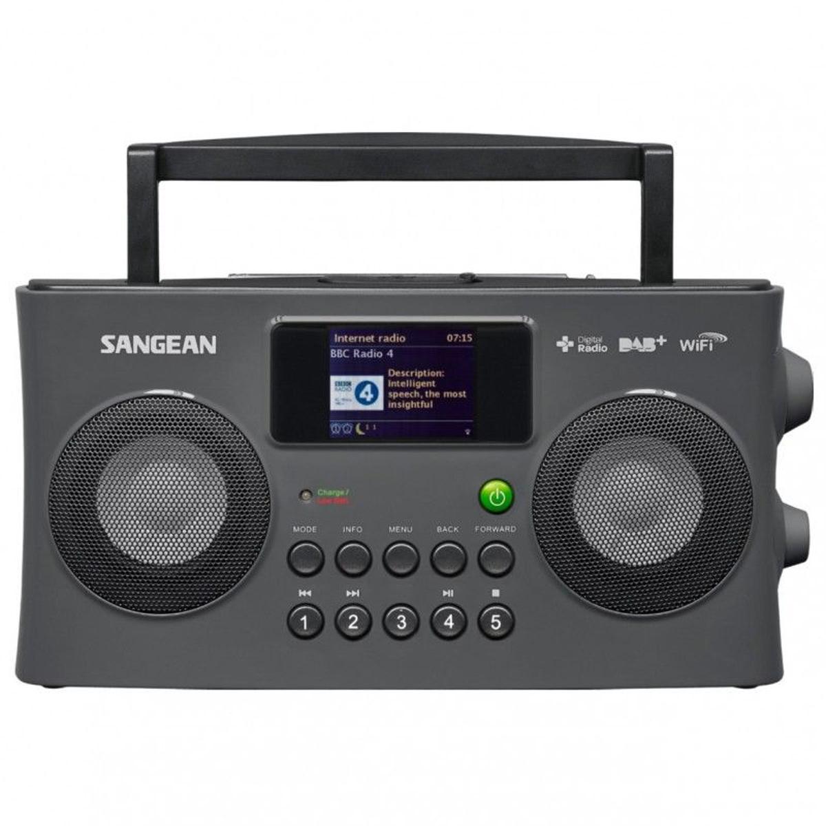 Radio Internet FUSION 290 (WFR-29 C Grey)