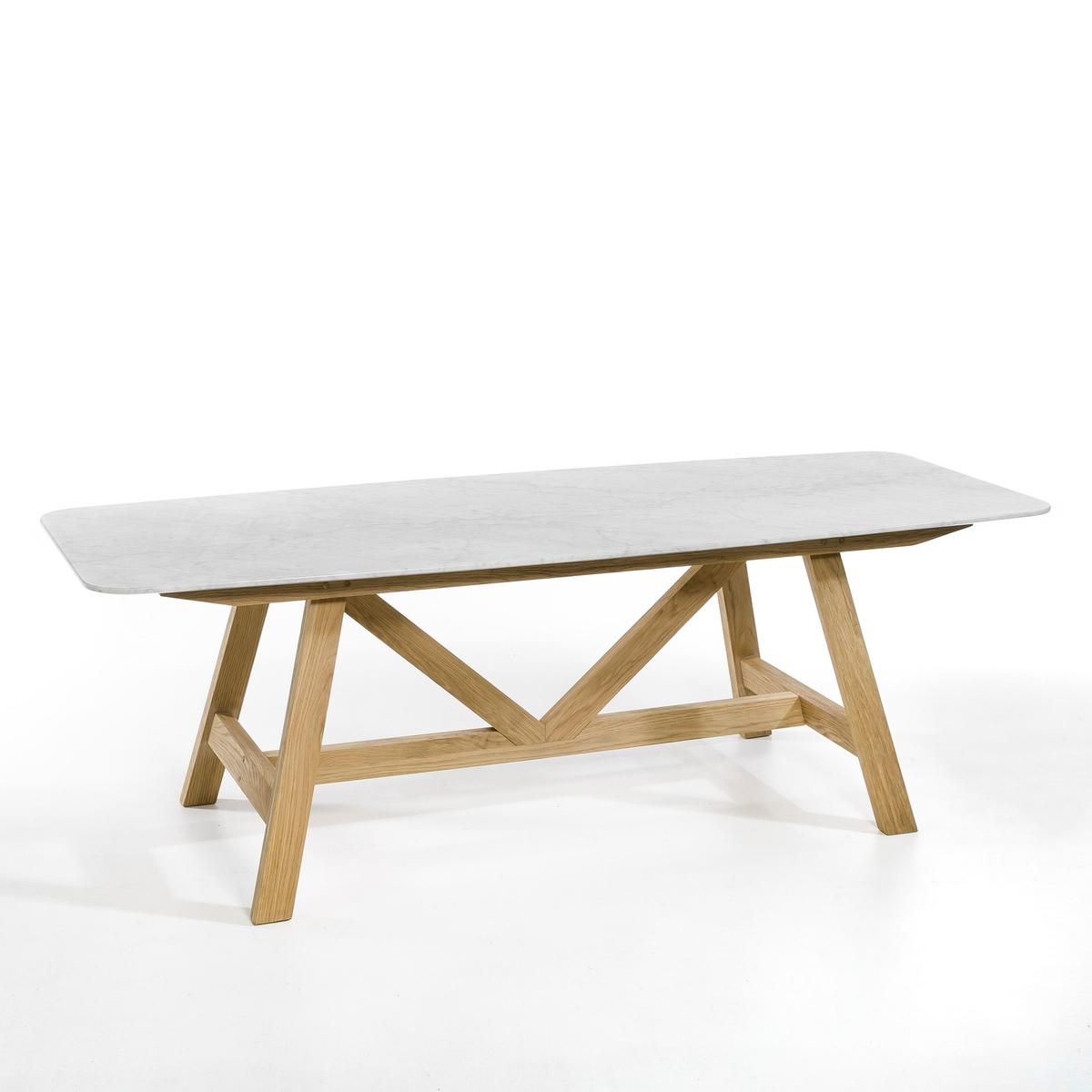 Стол из мрамора Buondi, дизайн Э. Галлина
