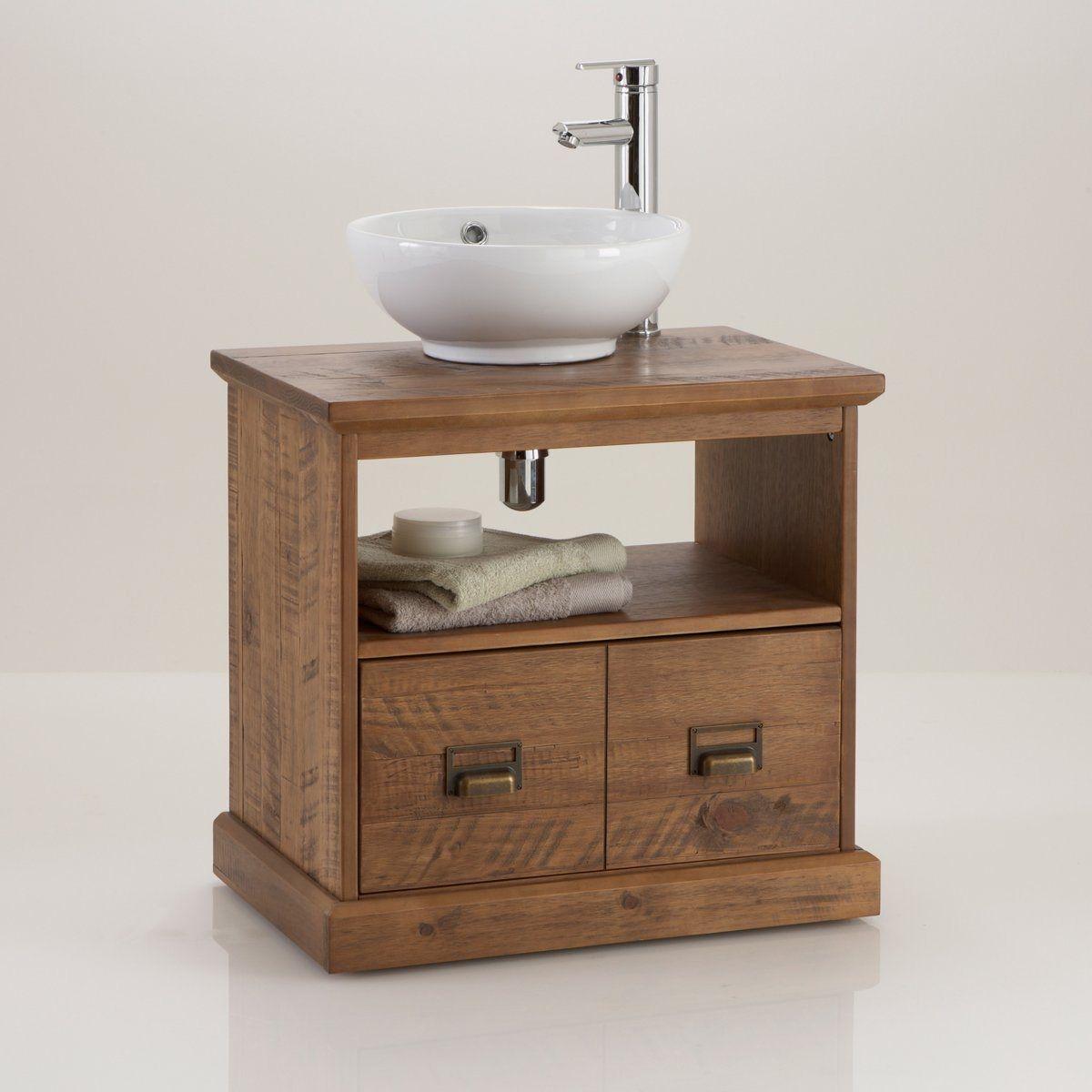 Vente meuble salle de bain meubles sous vasque tritoo for Acheter meuble de salle de bain