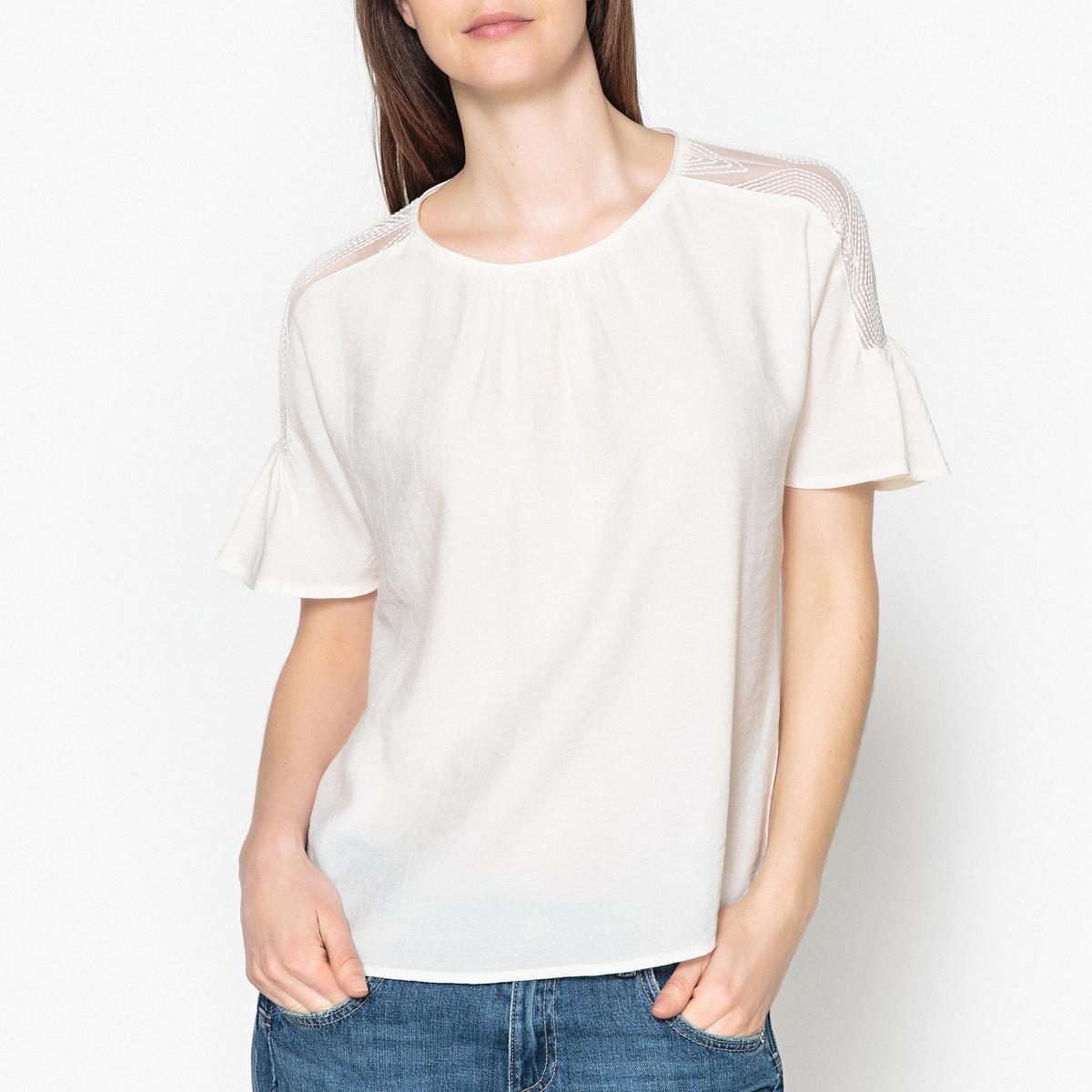 Блузка с длинными рукавами CELESTINE