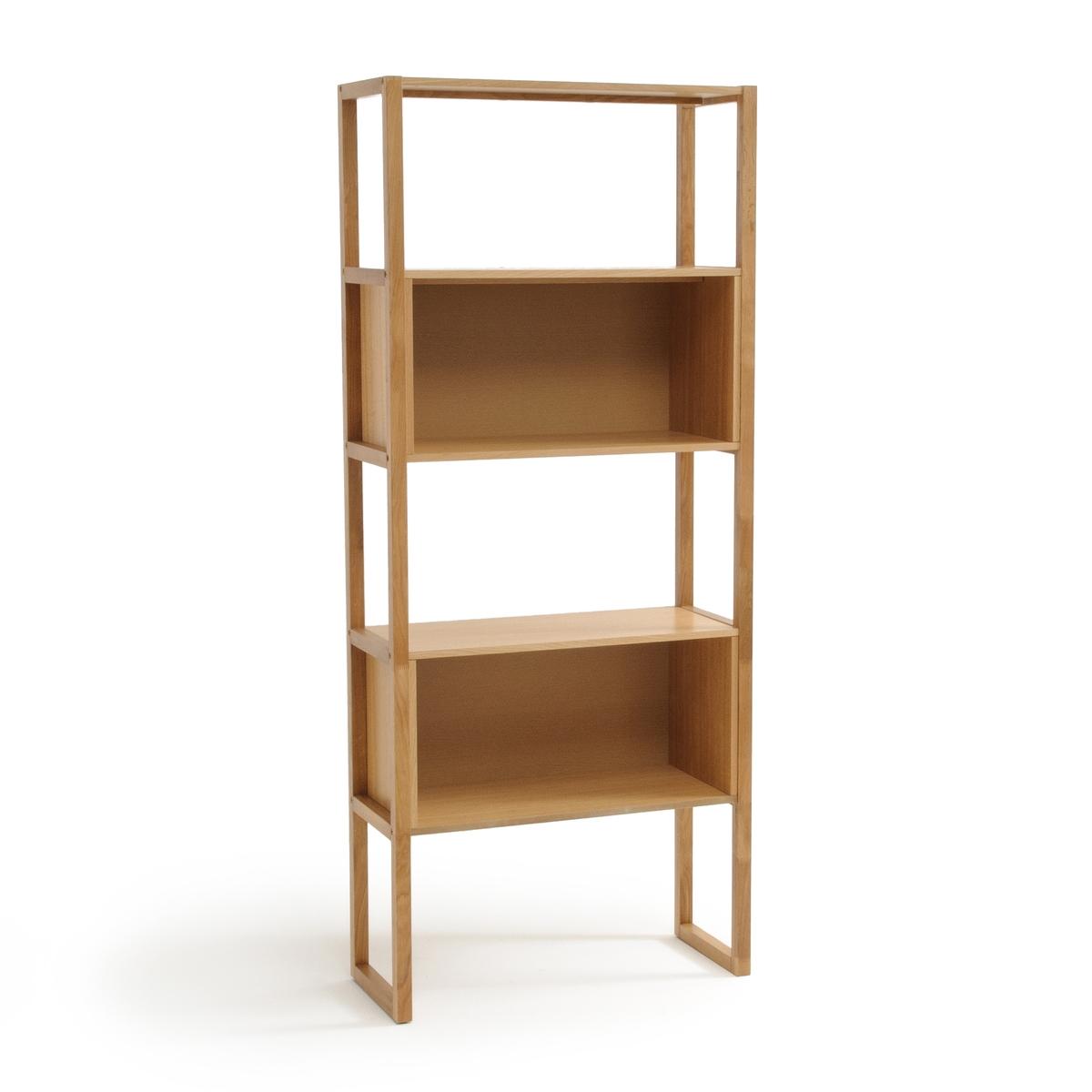Стеллаж La Redoute Для книг COMPO единый размер каштановый