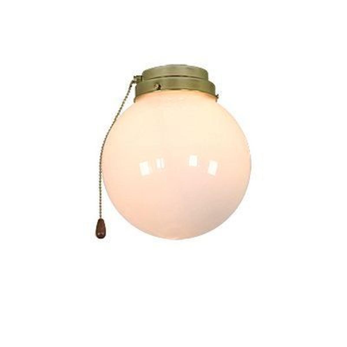 Kit Lumière Laiton poli - CASAFAN - 10253