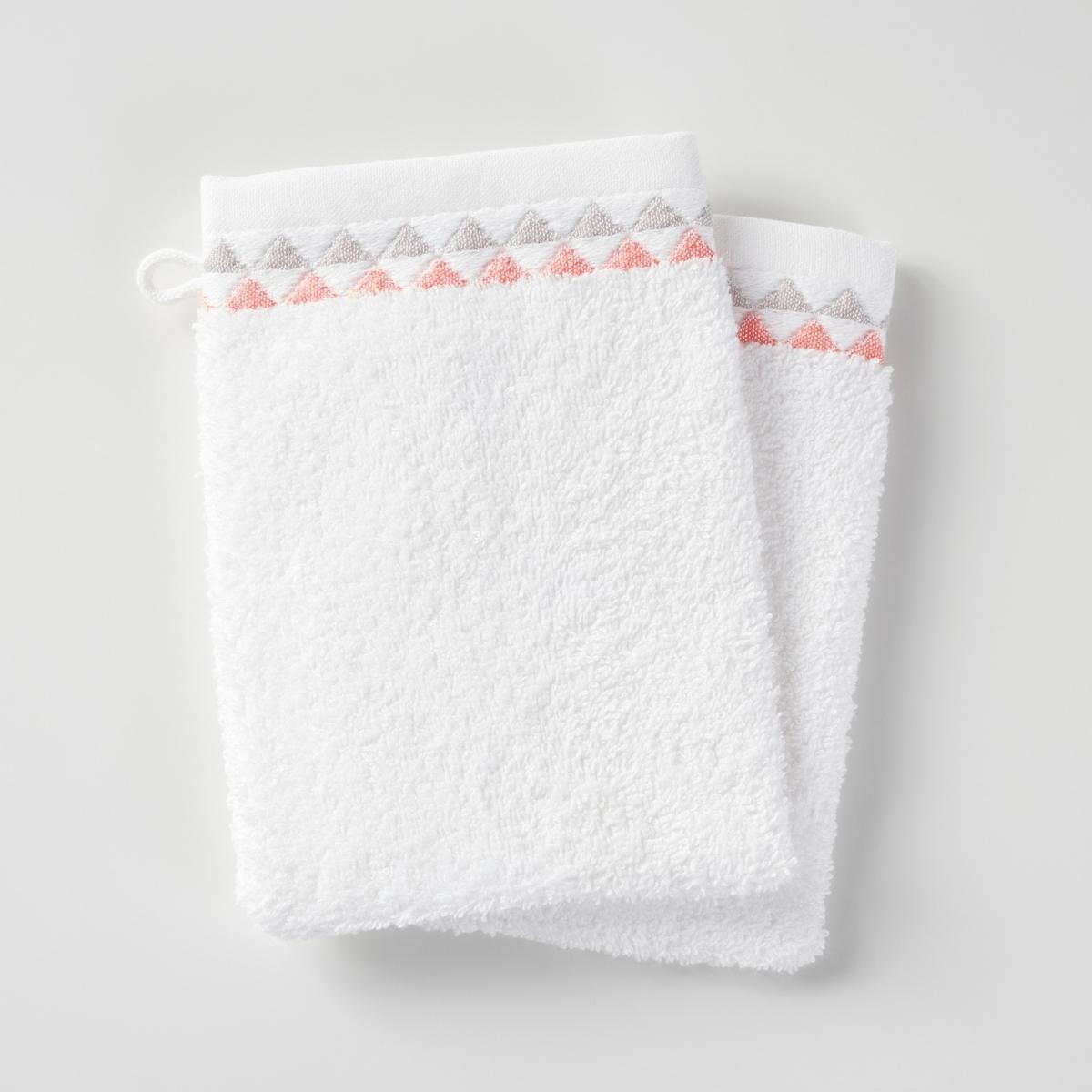 Комплект из 2-х банных рукавичек, 100% хлопка, SCANDI. 3 рукавицы банные gilbear из 100% хлопка