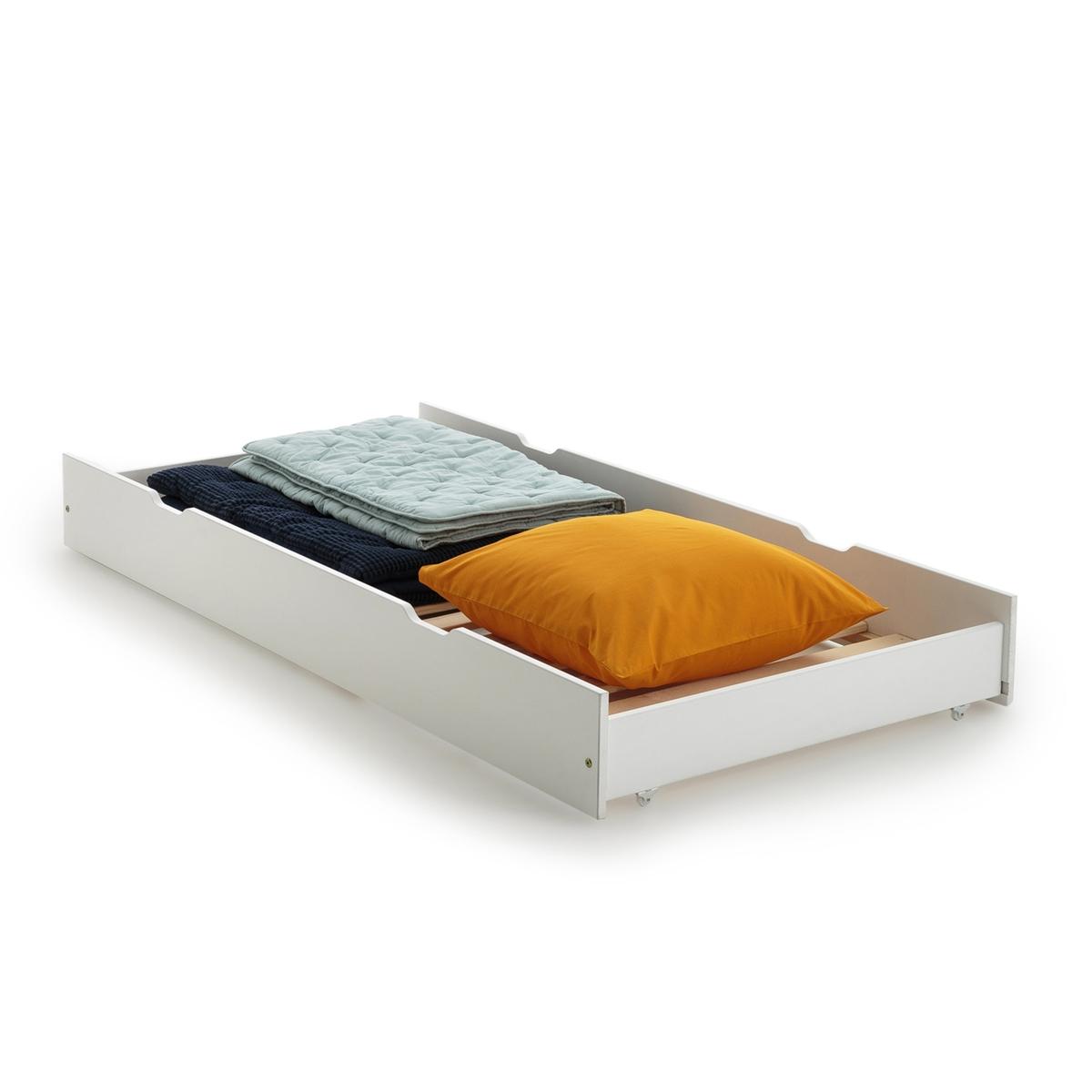 Ящик для кровати из массива сосны, Loan