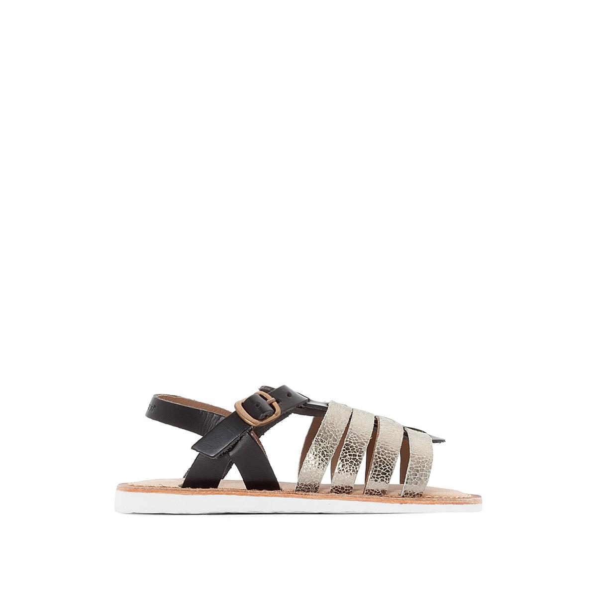 Сандалии кожаные SPARTA цены онлайн