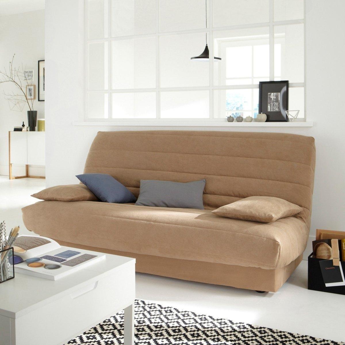 Чехол для раскладного дивана из искусственной замшиЧехол для раскладного дивана из очень мягкой и бархатистой искусственной замши. Модель хорошо обтягивает диван (частично сзади).Характеристики чехла для раскладного дивана из искусственной замши:- 100 % полиэстер.- Наполнитель из полиэстера, 120 г/м?.Эластичные края.- Размеры : ширина 190 см, глубина 65 см.- Стирка при 30°.<br><br>Цвет: красный,светло-желто-каштановый,серый жемчужный,шоколадно-каштановый