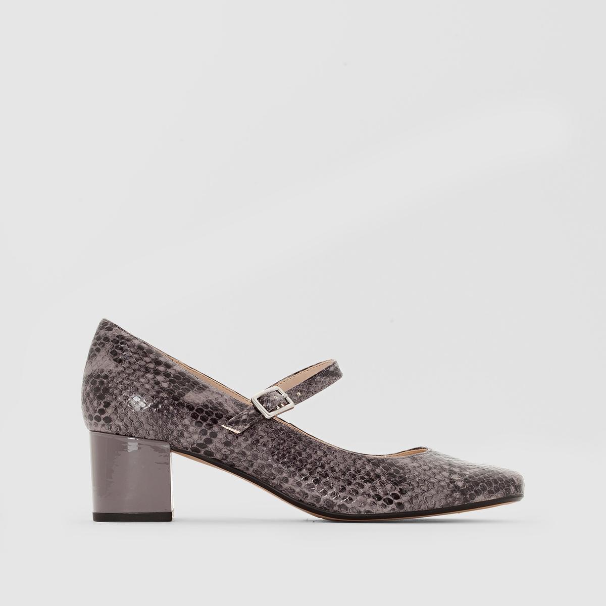 Туфли CLARKS CHINABERRY POPПреимущества : туфли CLARKS с технологией Cushion Plus, голенище из кожи под питона, эксклюзивный и сногсшибательный вид.<br><br>Цвет: под питона<br>Размер: 38