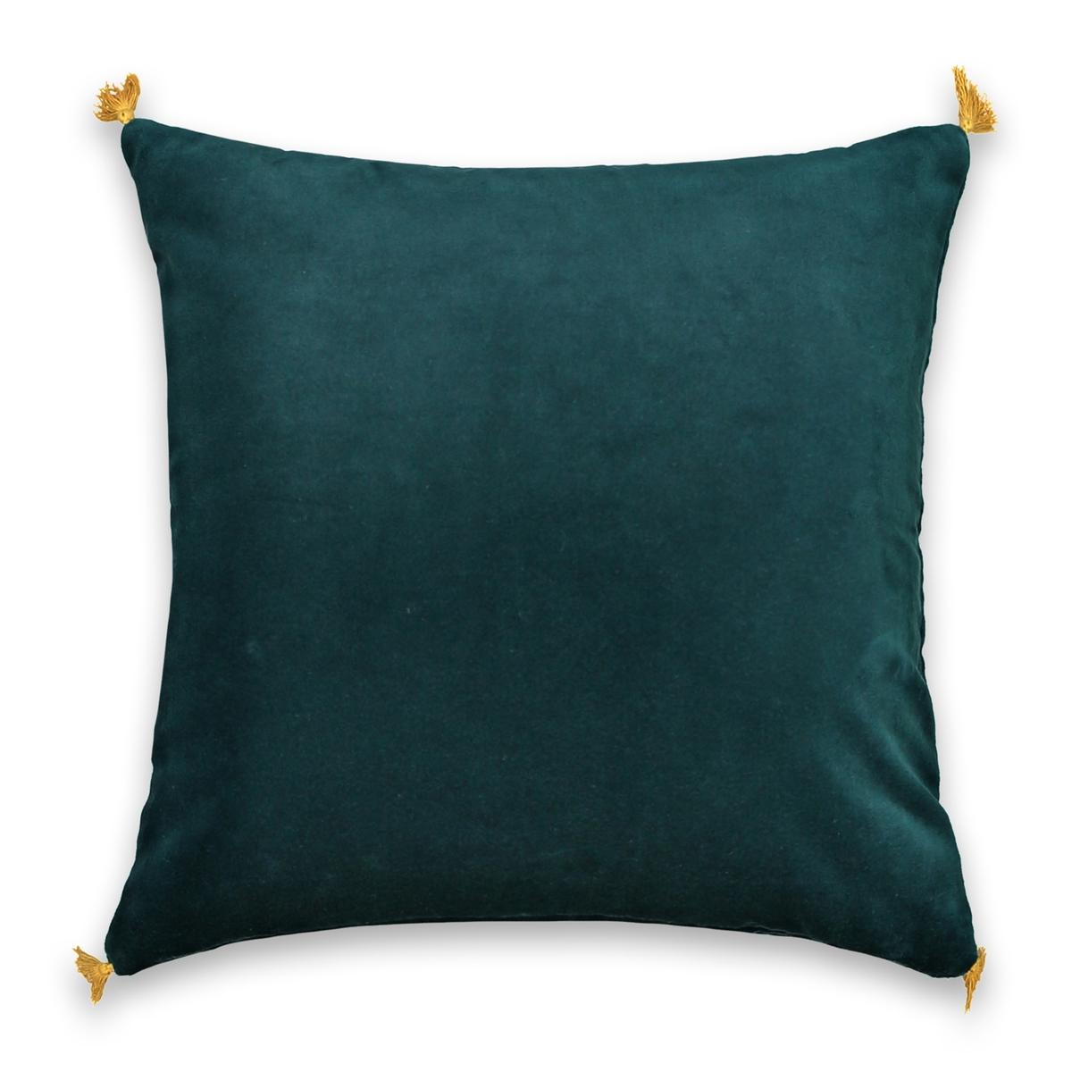 Чехол на подушку из велюра PAULA цены онлайн