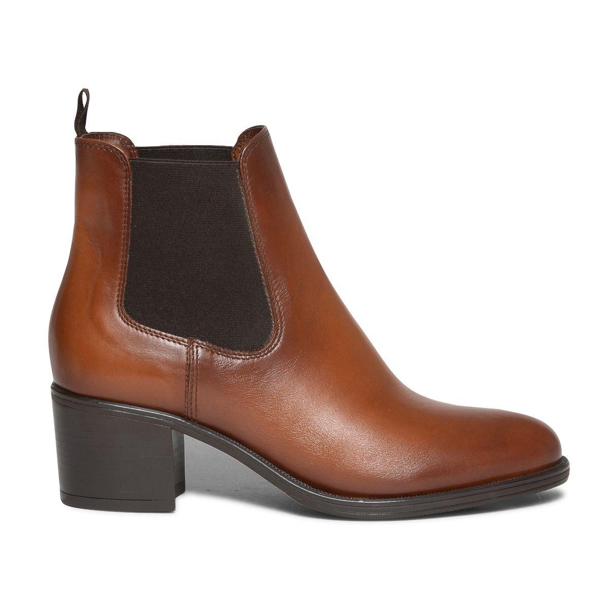 Boots en cuir STRYMON